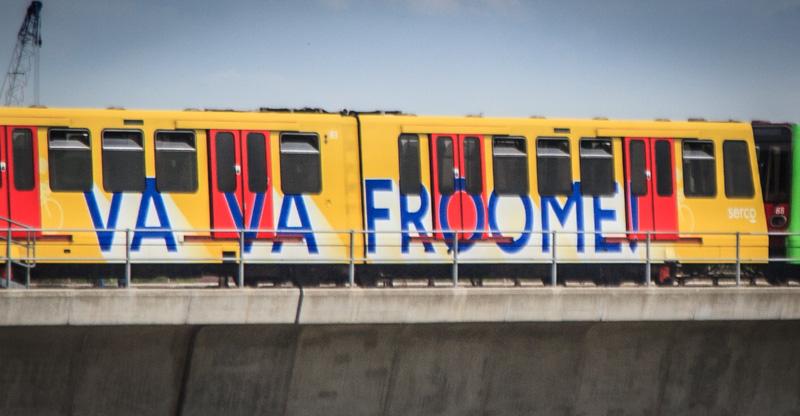 Va Va Froome.....